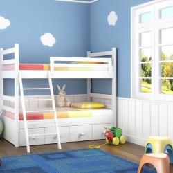 okno w pokoju dziecięcym