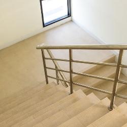 schody przeciwpożarowe