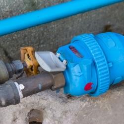 przyłącze wodociągowe, wodomierz