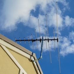 mocowanie anteny telewizyjnej