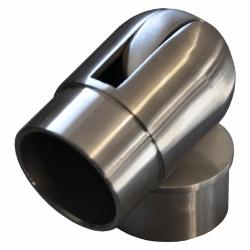 mocowanie poręczy stalowej
