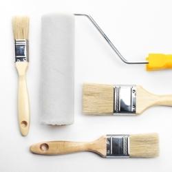 wybór narzędzi do malowania