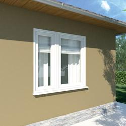 okna castorama