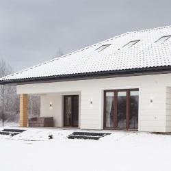 dom piętrowy