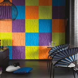kolorowe panele castorama
