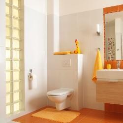 luksfera w łazience