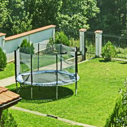 ogród dla aktywny