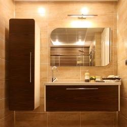 szafki wiszące w łazience