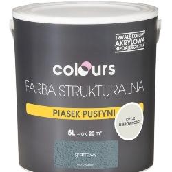 farba strukturalna Castorama