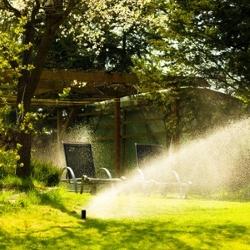 system nawadniający ogród