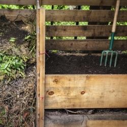 kompostownik, eko ogród