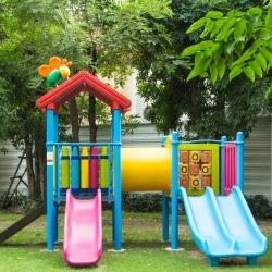 Dzieci W Akcji Czyli Przydomowy Plac Zabaw Castorama Budujesz Remontujesz Urzadzasz