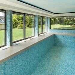 basen w domu