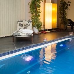 basen z napuszczoną wodą