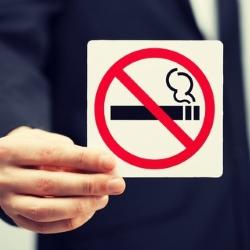 znak zakazu palenia
