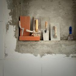 narzędzia do wyrównywania ściany