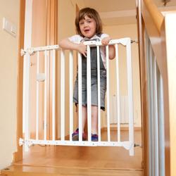 dziecko schody