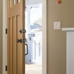 klamka do drzwi zewnętrznych