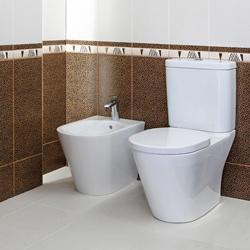 komplet bidet wc