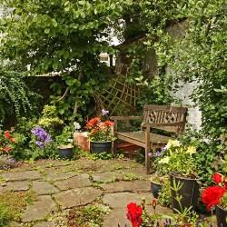 Ława ogrodowa