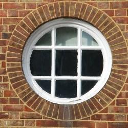 Okno okrągłe