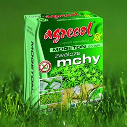 Preparat zwalczający mech Mogeton 25WP