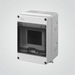 Rozdzielnica EP-LUX Plus natynkowa 7 modułów IP55