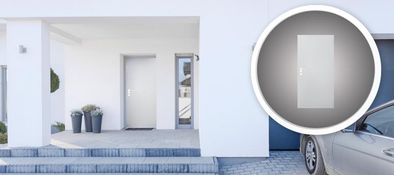 Drzwi przeciwpożarowe Classic 80 cm