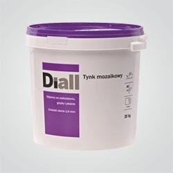 Tynk mozaikowy Diall TM6 25 kg