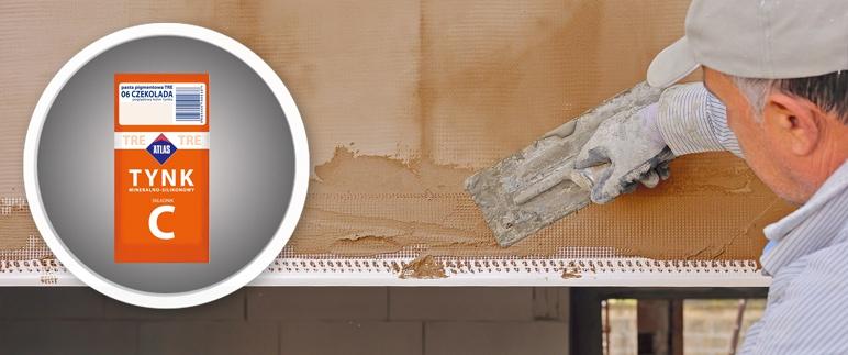 Pasta pigmentowa do tynku Atlas TRE ugier 15 ml