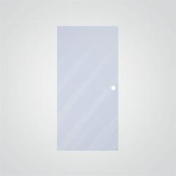 Tafla szkła mleczna Geom 850 mm do systemu Kidal