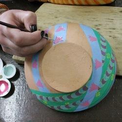 malowanie donicy