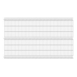 Panel ogrodzeniowy Betafence 3D 250 x 153 cm oczko 5 x 20 cm ocynk