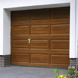 brama garażowa castorama