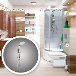 Kolumna prysznicowa OPP chrom