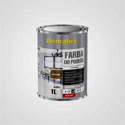 Farba Domalux Alkosol ciemny orzech 1 l