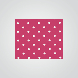 Okleina Gekkofix Dots Rose 45 cm 2 m