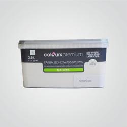 Farba Colours Premium chłodny beż 2,5 l