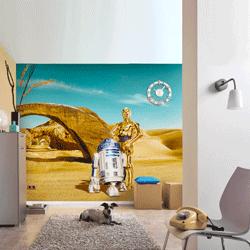 Fototapeta Star Wars Lost Droid 368 x 254 cm