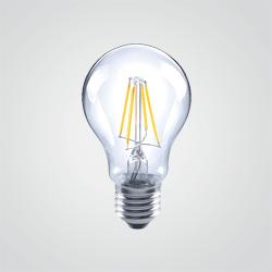 Żarówka LED Diall A60 4 W E27 470 lm ciepła biała