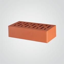 Cegła elewacyjna Lode standard 25 x 12 x 6,5 cm czerwona