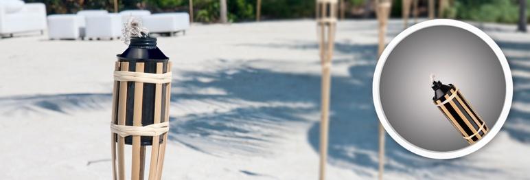 Pochodnia bambusowa 150 cm