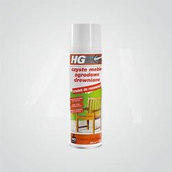Środek HG Czyste meble ogrodowe drewniane 0,5 l