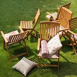 Krzesło Blooma Aland 59 x 42 cm składane