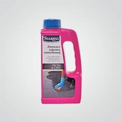 Zmywacz zaprawy cementowej Starwax 1 l