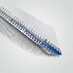 Narożnik aluminiowy z siatką 3 mb