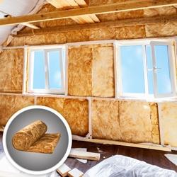 Wełna mineralna Knauf Insulation Ekoroll MPR 044 50 mm 18 m2