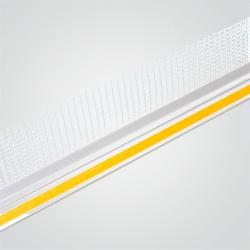 Listwa dylatacyjna okienna z siatką 3 mb