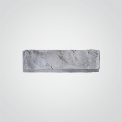 Cegła dekoracyjna Modena betonowa z fugą szara 0,46 m2