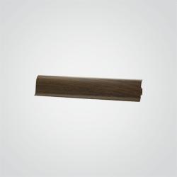 Listwa przypodłogowa PCV Salag NGF 250 cm orzech modena
